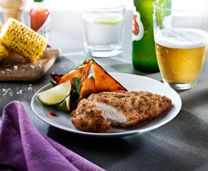 Spicy Chicken Client: Vista Foods