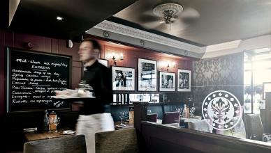 Waitor | Client: Toscana Restaurant Dublin