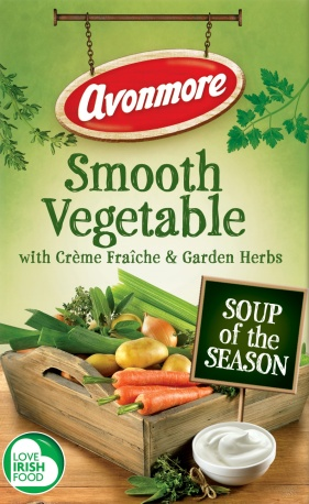 Avonmore Smooth Vegetable