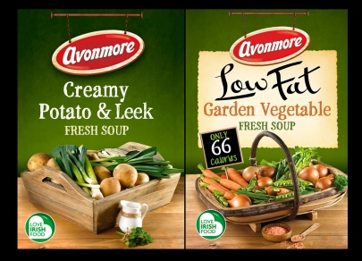Avonmore Vegetable Soup  Food, Packaging, Still Life   Copyright © 2015 Gary Jordan Photographer All Rights Reserved