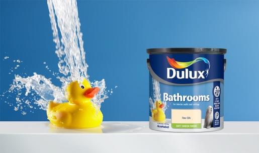 Dulux Bathrooms Client: The Vard Partnership