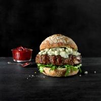 John Stone Dry Aged Burger Client: Kepak