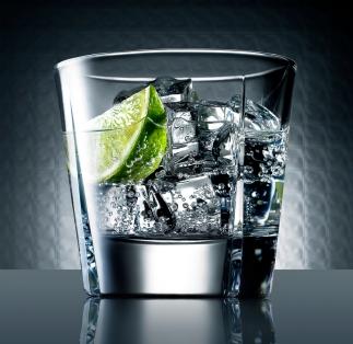 vodka and tonic
